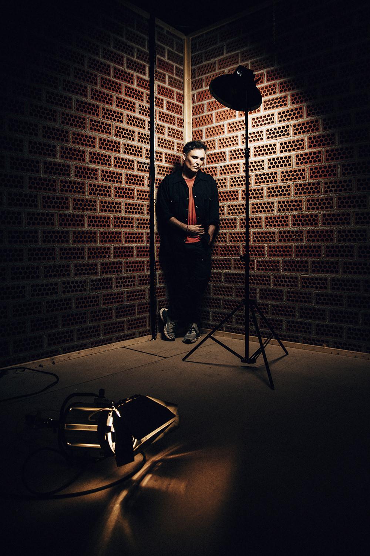 David La Chapelle - MAN ON THE MOON
