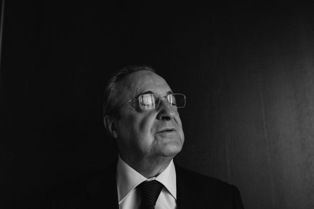 Florentino Pérez - FORBES