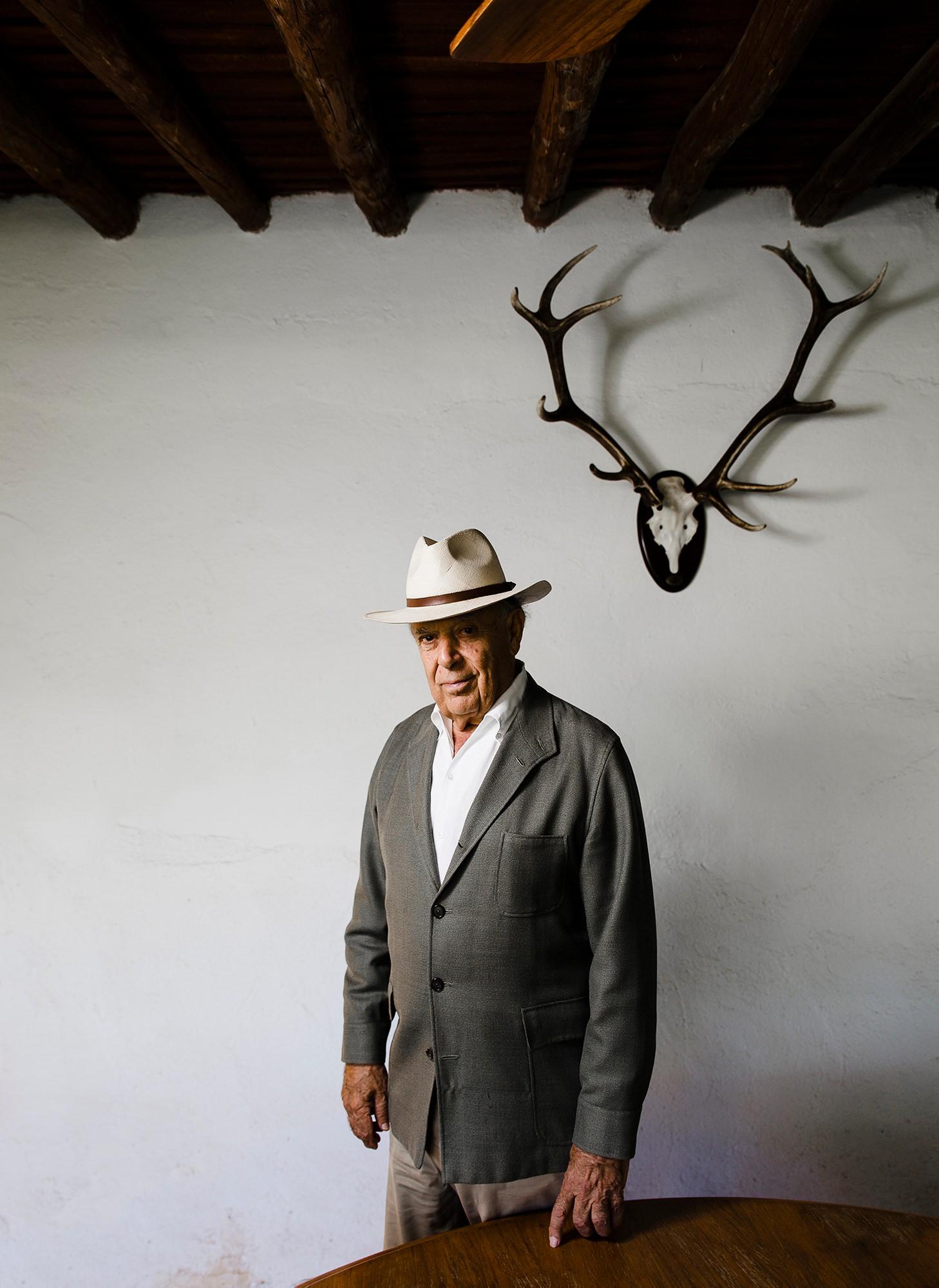 Retrato a Carlos Falcó - Marqués de Griñón - Portrait ROBB REPORT